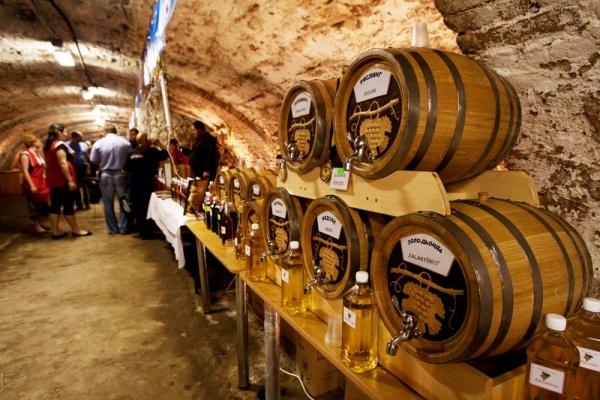"""Гастрономічний фестиваль вина та меду """"Сонячний напій"""""""